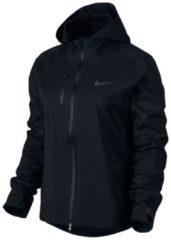Laufjacke HyperShield Running Jacket-Hooded mit versiegelten Nähten 799881-010 Nike Black/Black