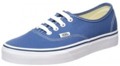 Vans Authentic, Sneaker Unisex - Adulto, Blu (Blue/Marshmallo), 44 EU
