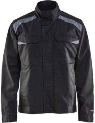 Blåkläder 4054-1210 Industriejack Ongevoerd Zwart/Grijs maat S