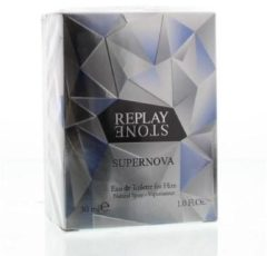Replay Stone supernova for him eau de toilette 30 Milliliter