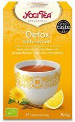 Yogi Tea YogiTea Biologische Detox thee met Lemon