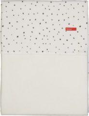 Pericles Laken En Sloop Spots 120 X 150 Cm Wit/zwart