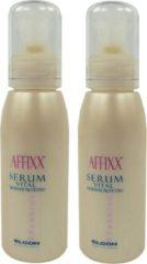 Elgon Fashion – Affix Serum Vital – Hair Intensive Care - MULTIPACK 2x100ml Haarintensieve verzorging - MULTIPACK 2x100ml