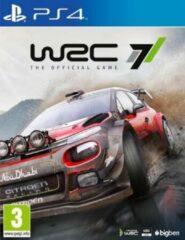 Bigben Interactive Sony WRC 7, PlayStation 4 video-game Basis
