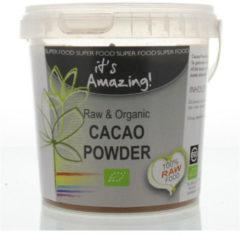 Its Amazing It's Amazing Raw & organic cacao poeder 300 Gram
