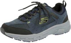 Skechers Oak Canyon heren wandelschoenen - Blauw - Maat 40