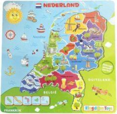 Playwood / Roel Legpuzzel Nederland met afbeeldingen - hout