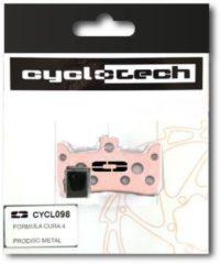 Cyclotech Components Prodisc Metal Remblokken voor o.a. Formula Cura 4