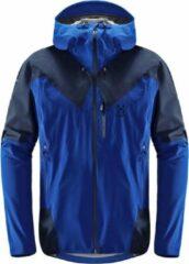 Haglöfs - L.I.M Touring Proof Jacket Men - Blauw - Heren - maat S