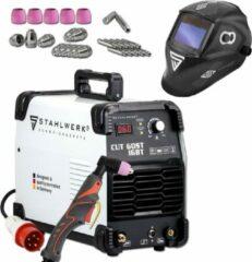 STAHLWERK Plasmasnijder CUT 60 ST IGBT - volledige uitrusting