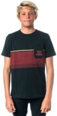 Rip Curl Yarn Dyed Stripe T-Shirt Boys