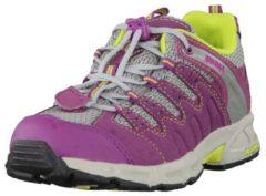 Schuhe Respond mit herausnehmbarem Fußbett 2044 Meindl aubergine/silber