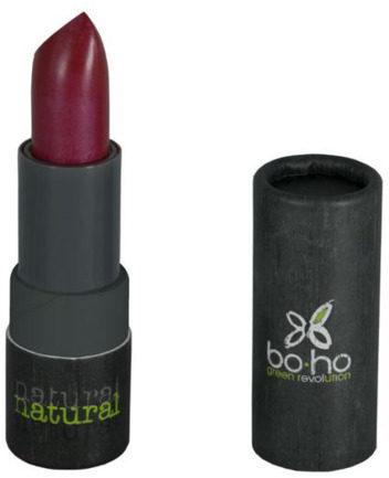 Afbeelding van Roze Boho Green make-up Boho Lipstick Glans Transparant Vanille Fraise 402 (glans transparant)