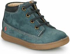 Blauwe Hoge Sneakers GBB NORMAN