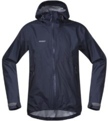Jacke Letto aus Polyester 1394-7599 Bergans Navy/SolidGrey