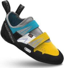 Gele Mad Rock Agama klimschoen voor beginners met maximaal comfort Maat 41