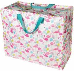 Rex Inter. Flamingo Meisjes Shopper Roze