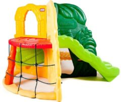 Little Tikes klimrek jungle met glijbaan