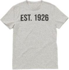 HEMA Heren T-shirt V-hals Zwart (zwart)