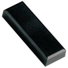 Maul Magneet MAULpro (b x h x d) 53 x 18 x 10 mm rechthoekig Zwart 20 stuk(s) 6179190