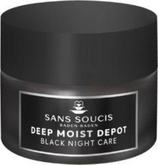 SANS SOUCIS - DEEP MOIST - BLACK NIGHT - CARE - 50ML