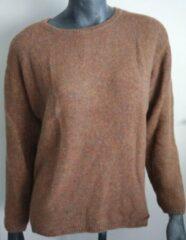 Grijze Moscow Sweater - Kleur Leather / Bruin - Maat S