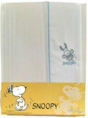 Blauwe Anel Babygoods Snoopy Hemel voor kinderbed Anel