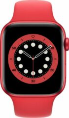 Rode Apple Watch Series 6 44mm smartwatch Red
