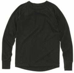 Hema kinder thermo t shirt zwart zwart
