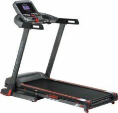 Zwarte Loopband Focus Fitness Jet 5 - incl. hartslagfunctie