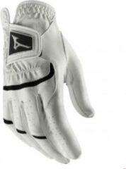 Witte Mizuno Elite golf handschoen Heren S links