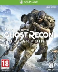 Ubisoft Tom Clancy's Ghost Recon Breakpoint Standard edition (Xbox One)
