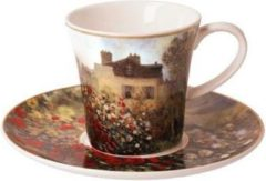 Claude Monet The Artists House - Coffee Cup