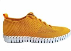Gele La Strada 1903190 4582 Yellow Knitted maat 41