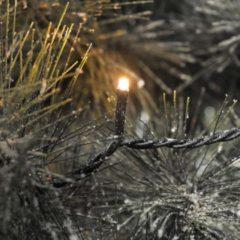 Konstsmide 3611 - Snoerverlichting - 80 lamps LED micro - 1264 cm - 24V - voor buiten - extra warmwit