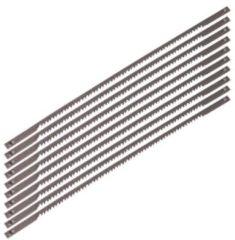 Scheppach 8800 0011 6 stuk(s) Stiftzaagjes 135 x 2 x 0,25 mm, 25 Z/ Universeel