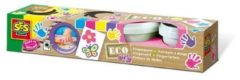 Eco Vingerverf Ses - Girly - Knutselset Verven Ses Creative Eco
