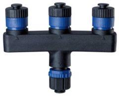 Verlichtingssysteem Plug&Shine 3-voudige verdeler Paulmann Plug&Shine 93929 Zwart