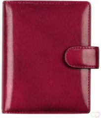 Rode Succes Agenda Omslag A5 25 mm Deluxe Rood