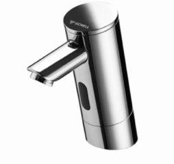Schell Puris HD-K wastafelkraan, chroom glans, besturingswijze infrarood