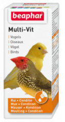 Beaphar Multi-Vitamine Vogels - Vogelapotheek - 50 ml