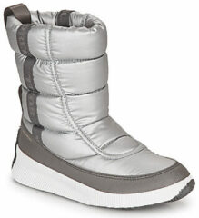 Zilveren Sportschoenen Out N About Puffy Mid by Sorel