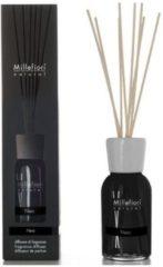 Zwarte Millefiori Milano Geurstokjes Nero 250 ml