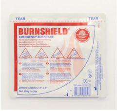 Burnshield Hydrogel kompres 20 x 20 cm 1 Stuks