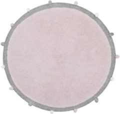 Roze Lorena Canals - Speelkleed Bubbly Soft Pink - 120 diameter