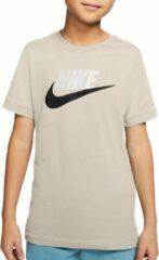 Kaki Nike Unisex T-shirt Maat 116
