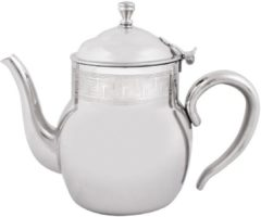 Zilveren Bama Theepot Agadir - 1 liter