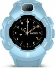 Blauwe Forever GPS kids watch Care Me KW-400 blue