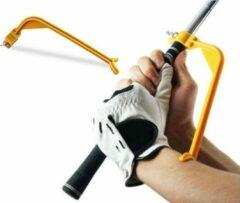 Gele Firsttee Swing Guide - Verbeter je SWING - STEVIG gebouwd - Golfswing - Golf accessoires - Sport - Training - Golfset - Trainer - Golfballen - Golftrainingsmateriaal - Mat - Cadeau - Trolley - Net - Trainingsmaterialen - Pratice - Oefenen - Tees