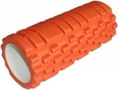 Matchu Sports Foam Roller - oranje